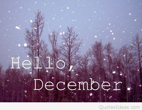 Hello December Quotes Meme Image 07