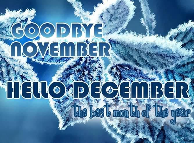 Hello December Quotes Meme Image 15