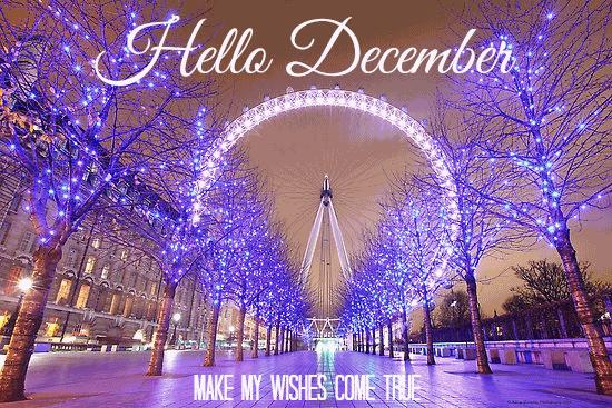 Hello December Quotes Meme Image 19