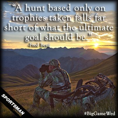 hunters quotes and sayings