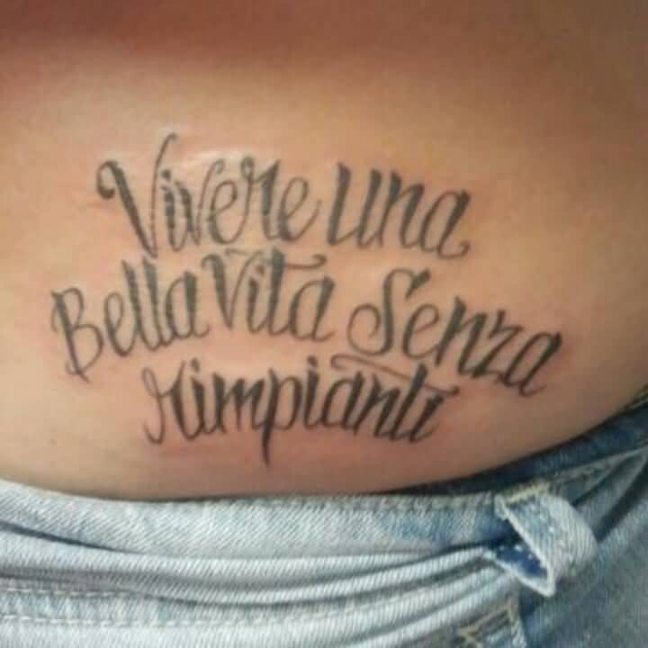Italian Tattoo Quotes Meme Image 19