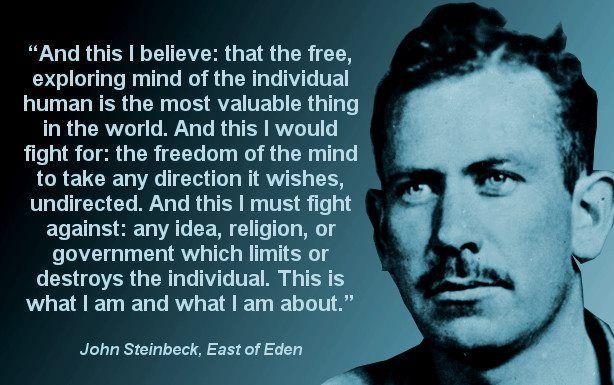 John Steinbeck Quotes Meme Image 10