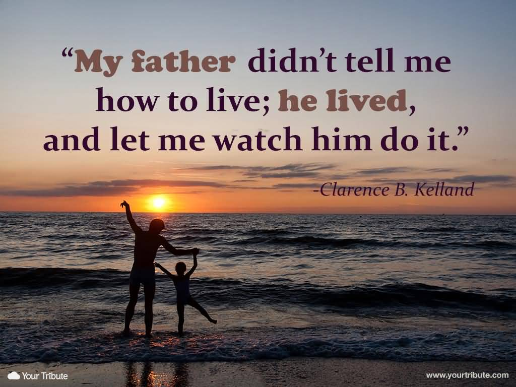 25 Losing A Father Quotes and Sayings Collection | QuotesBae