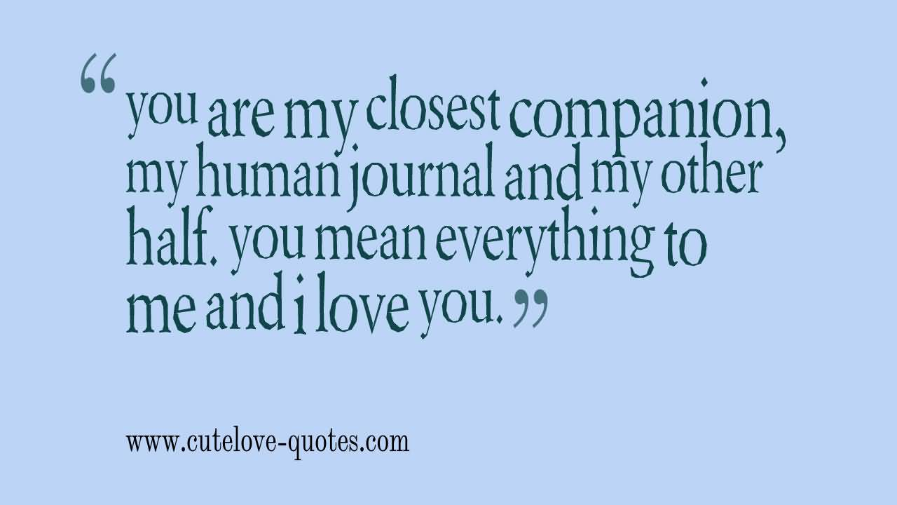 Love Quote For Him Meme Image 16
