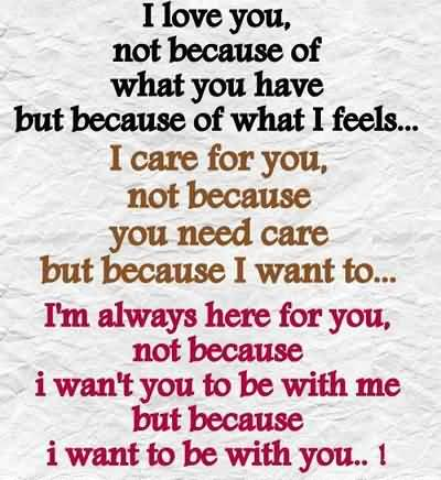 Love You Quotes For Him Meme Image 11