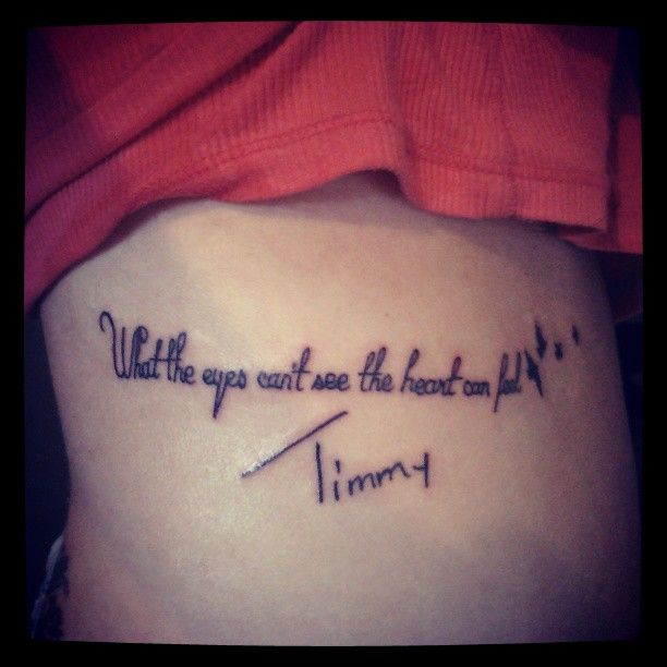 25 Loving Memory Tattoo Quotes and Sayings Gallery | QuotesBae
