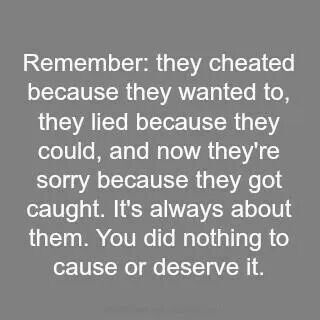 Lying And Cheating Quotes Meme Image 04