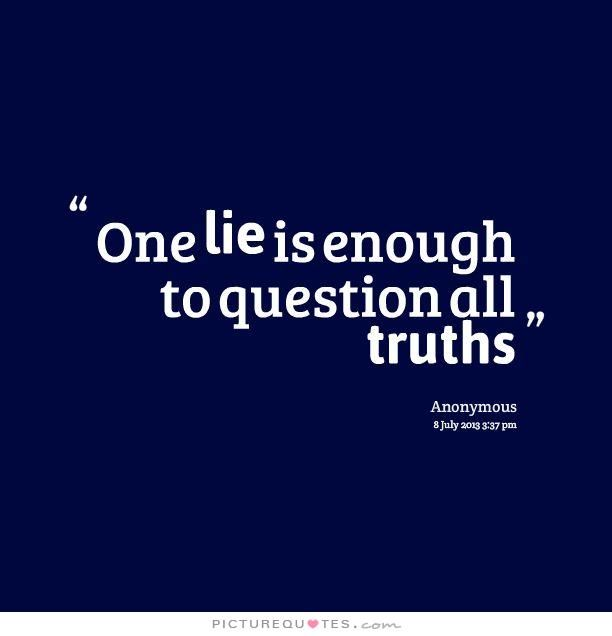 Lying And Cheating Quotes Meme Image 06