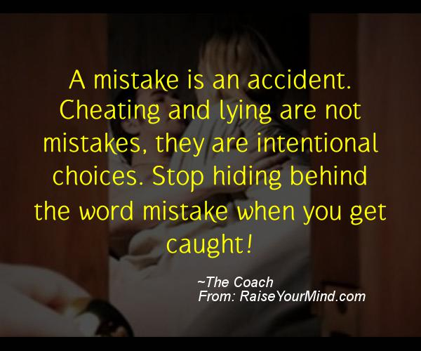 Lying And Cheating Quotes Meme Image 12