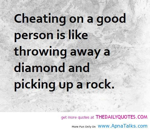 Lying And Cheating Quotes Meme Image 13