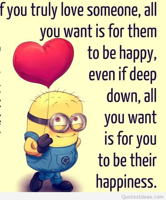 Minion Love Quotes Meme Image 15