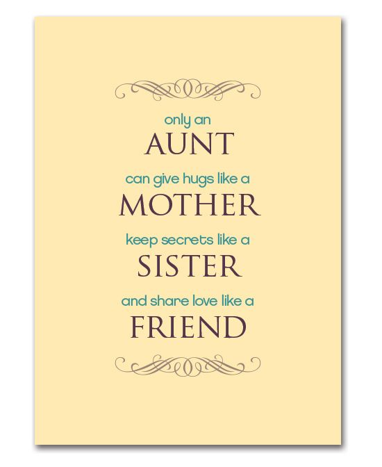 Mothers Day Quotes For Aunts Meme Image 05