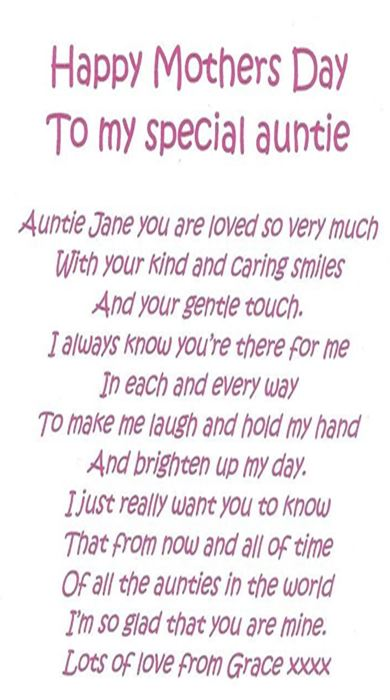 Mothers Day Quotes For Aunts Meme Image 08