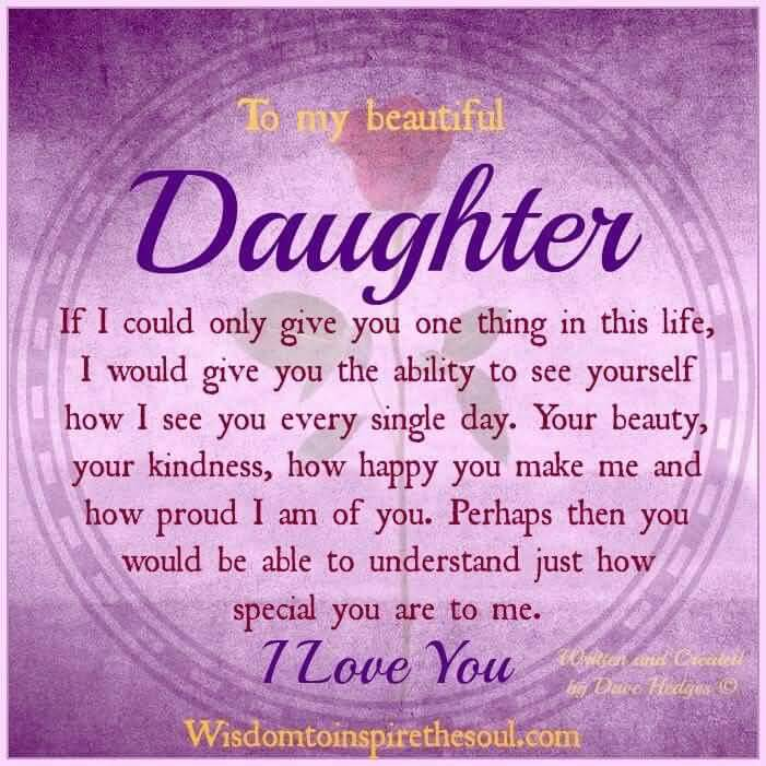 My Daughters Quotes Meme Image 16