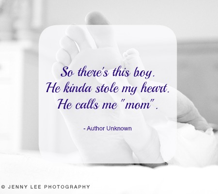 Quote For Baby Boy Meme Image 07   QuotesBae