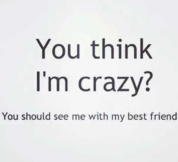 Quotes About Being Crazy Meme Image 07