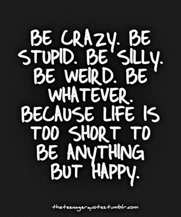 Quotes About Being Crazy Meme Image 15