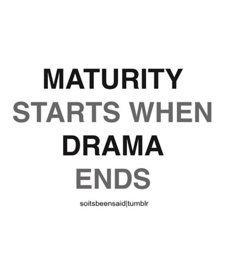Quotes About Drama Meme Image 04   QuotesBae