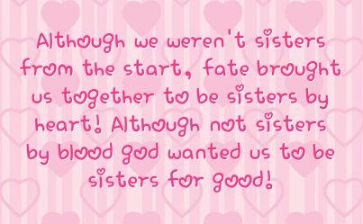 Quotes About Friend Like A Sister Meme Image 08