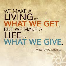 Quotes About Giving Meme Image 03