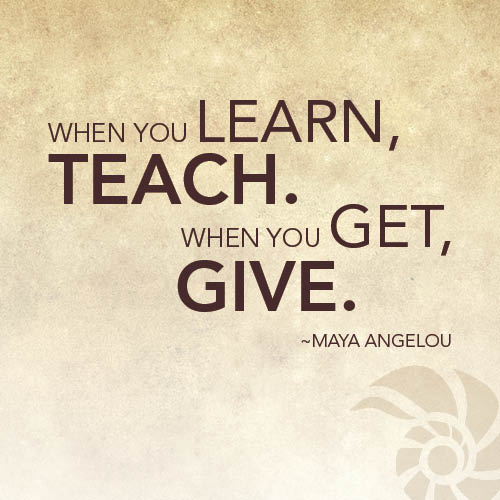 Quotes About Giving Meme Image 12