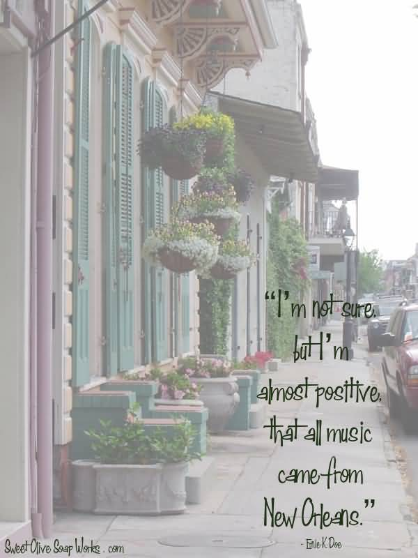 Quotes About New Orleans Meme Image 13   QuotesBae