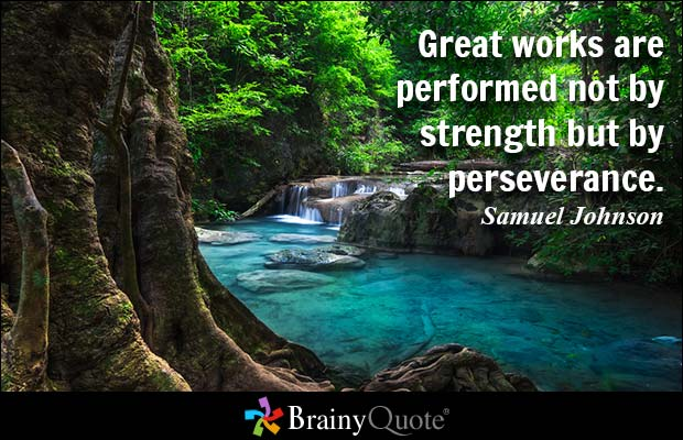 Quotes About Perseverance Meme Image 15