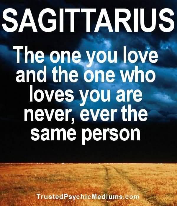 Quotes About Sagittarius Meme Image 17