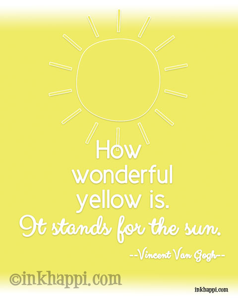 Quotes About Yellow Meme Image 14