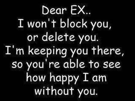 25 Quotes About Your Ex And His New Girlfriend Quotesbae