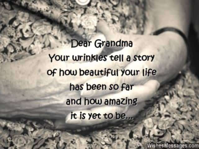 Quotes For Grandma Who Passed Away Meme Image 09