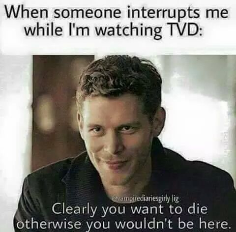 Quotes From The Vampire Diaries Meme Image 07