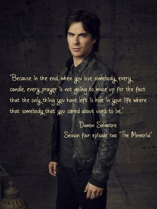 Quotes From The Vampire Diaries Meme Image 13