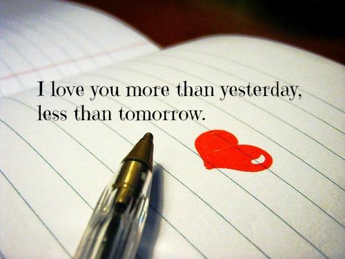 Romantic Love Quotes Meme Image 14