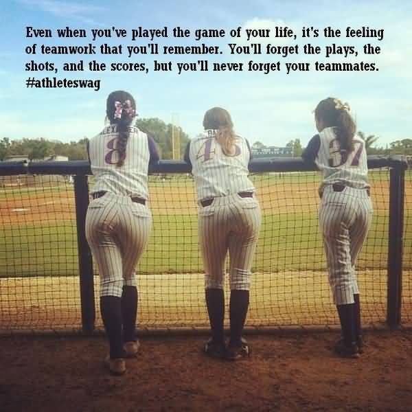 Softball Family Quotes Meme Image 15