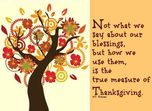 Thanksgiving Quotes Images Meme Image 01