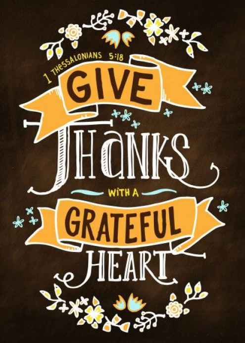 Thanksgiving Quotes Images Meme Image 04