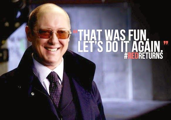 The Blacklist Quotes Meme Image 08