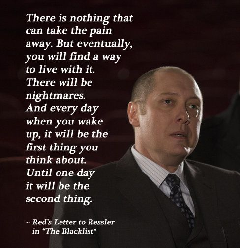 The Blacklist Quotes Meme Image 10