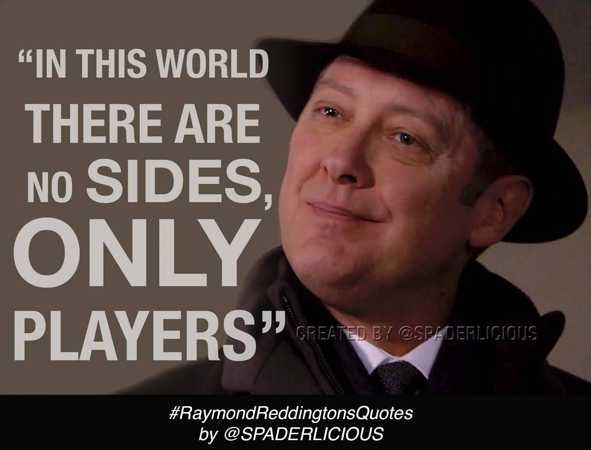 The Blacklist Quotes Meme Image 16