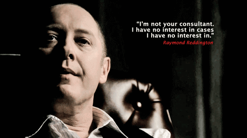 The Blacklist Quotes Meme Image 18