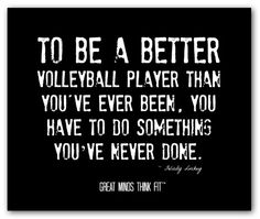 Volleyball Inspirational Quotes Meme Image 05