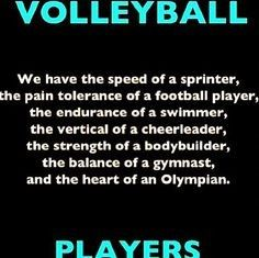 Volleyball Inspirational Quotes Meme Image 06