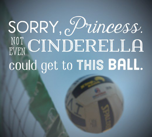 Volleyball Inspirational Quotes Meme Image 09