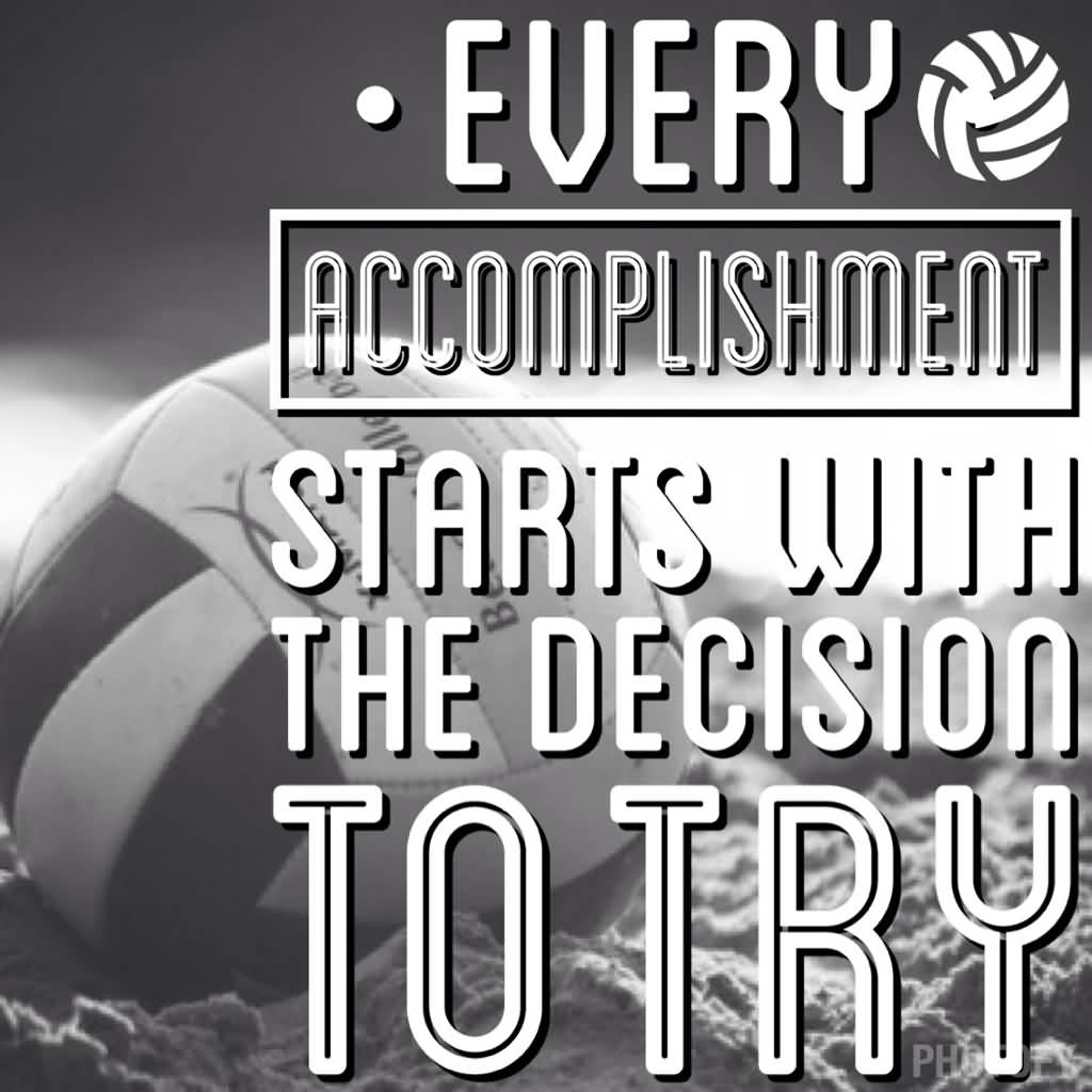 Volleyball Inspirational Quotes Meme Image 19