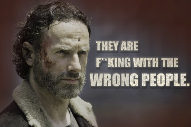 Walking Dead Quotes Meme Image 04