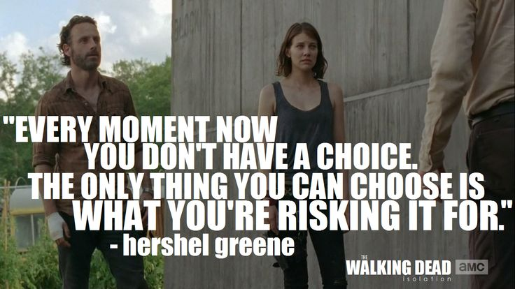 Walking Dead Quotes Meme Image 07