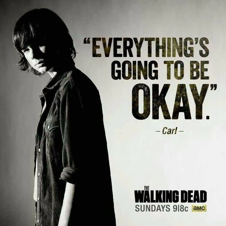 Walking Dead Quotes Meme Image 08