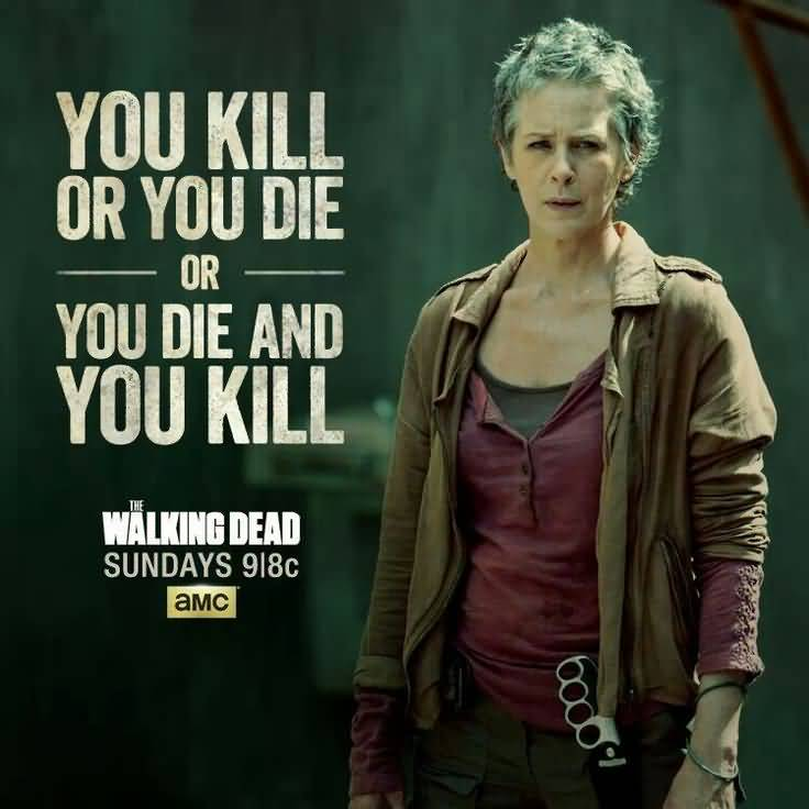 Walking Dead Quotes Meme Image 09