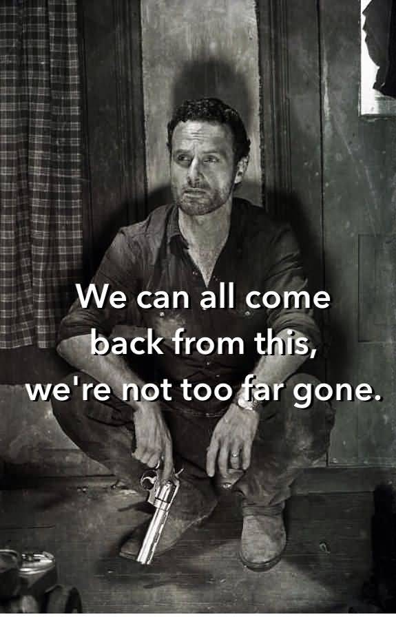 Walking Dead Quotes Meme Image 11